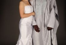 African marriage/party wears