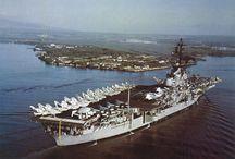 Essex Aircraft Carrier class