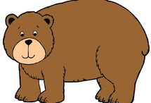 Bears Theme / by Arianne Greenlee