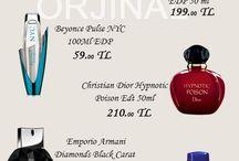 Kampanyalı Parfümler / Kampanyalı parfümlerde tüm dünya markaları için >> http://www.kozmetiksatis.com/