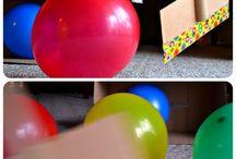 Balonla oyunlar