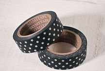 Washi tapes Ideas / by SelfPackaging
