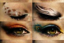 Maquillaje fantasía clase