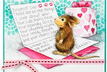 House Mouse cards