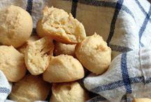 Paleo snacks / Bread rolls