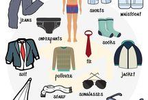 English work fabrics
