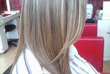 Haare.