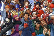Rival school Capcom