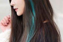 Faixas de cabelo