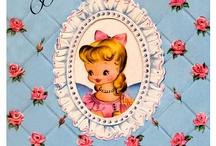 Vintage Greeting Cards / by Dreams InBloom