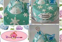 Meus bolos / www.facebook.com/DocesEncantadospt