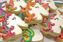 bday cookies