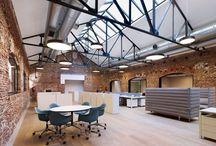 office design industrial warehouses