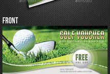 Voucher For Golf