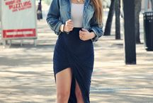 Skirt outfit