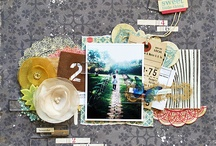 inspired: pretty paper / paper based memory keeping. creative inspiration.