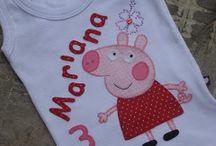 Costurando Camisetas Meninos e Meninas