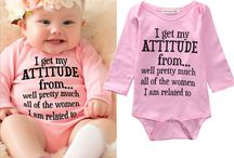 Baby Clothes Sayings
