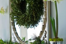 Holiday Mantels / by Blanche and Kate Design