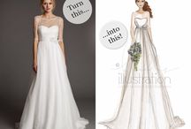 Frills....our online bridal shop! / by Flair Boston Brides+ Maids