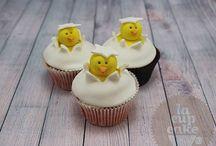 Easter cupcakes/ Капкейки на Пасху