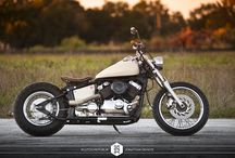 Bobber Inspo / Inspiration for my bike number 3! Bobber project as well!