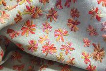 вышивка по ткани