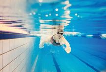Swimming Training / Tips & techniques for swimming training, pool and open water and triathlon.