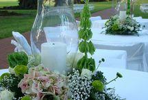 Centrotavola Matrimoniali