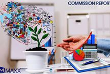 Commission Report / Commission Report feature displays the commission details of the users, staffs, and sales person....http://maxxerp.blogspot.in/2013/12/commission-report-commission-report.html