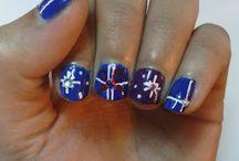 EyeLoveKnots: My Nails