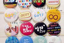 button pin plans