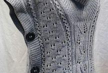 vest - knit