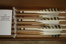 Making your own Traditional Arrows