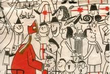 Sinterklaas papier
