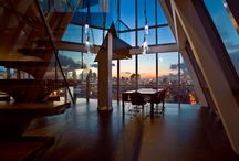Hotels with Views / From soaring skyscrapers to iconic churches, the rooms at our pick of the best hotels with views come with gorgeous vistas as standard... / by ELLE UK