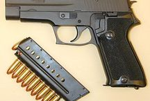 Guns / by Arthur Fredericks