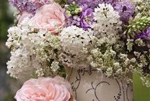 Spring floral arrangements / by Andi LaMar