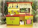 Play Kitchen Inspiration / by Lydia Purple