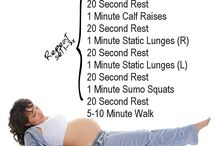 pregnacy workout