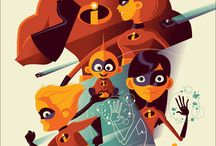 Disney and Pixar Universe