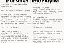 Transition activities