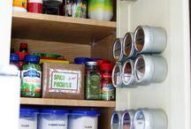 Kitchen Organization / by Hillery Gaiser