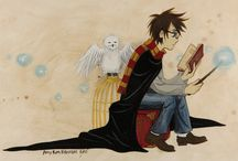 Harry Potter / by Jeanne Ludwig