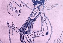 nicky soh's illustration