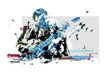 Guitare / Guitare et arts plastiques