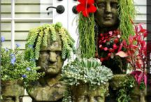 Potted Plants and Planters / by Suzanne Stone