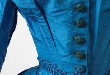 1850s/1860s day dress