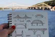 arhitectural drawings