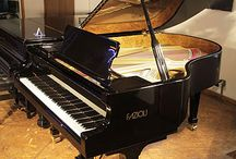 Fazioli Grand Pianos